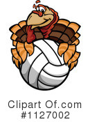 Royalty-Free (RF) Turkey Clipart Illustration #1127002