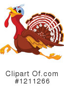 Turkey Clipart #1211266 by Pushkin
