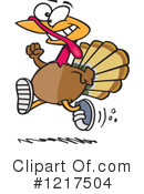 Turkey Clipart #1217504 by toonaday