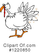 Turkey Clipart #1220850 by djart