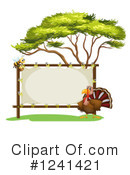 Turkey Clipart #1241421 by Graphics RF