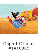 Turkey Clipart #1418885
