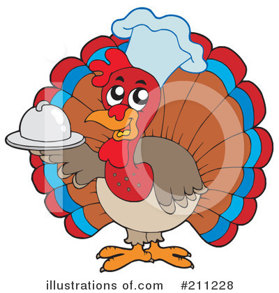 Thanksgiving Clipart #211228 by visekart