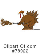 Turkey Clipart #78922