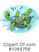 Turtle Clipart #1069758 by LoopyLand