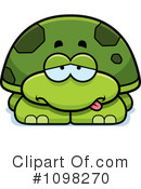 Royalty-Free (RF) turtle Clipart Illustration #1098270