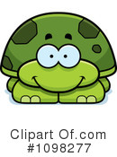 Royalty-Free (RF) turtle Clipart Illustration #1098277