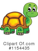 Royalty-Free (RF) Turtle Clipart Illustration #1154435