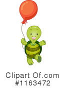 Royalty-Free (RF) Turtle Clipart Illustration #1163472