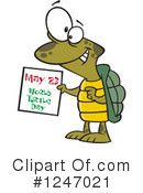 Turtle Clipart #1247021 by toonaday