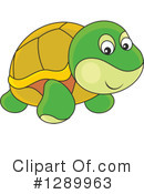 Turtle Clipart #1289963 by Alex Bannykh
