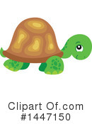 Turtle Clipart #1447150 by visekart