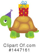 Turtle Clipart #1447161 by visekart