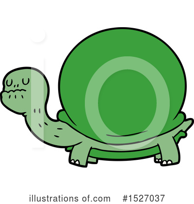 Turtle Clipart #1527037 by lineartestpilot