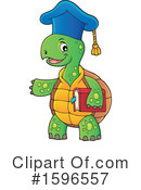 Turtle Clipart #1596557 by visekart