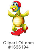 Turtle Clipart #1636194 by Graphics RF