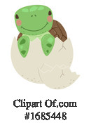 Turtle Clipart #1685448 by BNP Design Studio