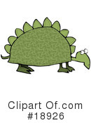 Royalty-Free (RF) turtle Clipart Illustration #18926