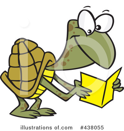 Turtle Clipart #438055 by toonaday