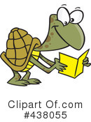 Royalty-Free (RF) Turtle Clipart Illustration #438055