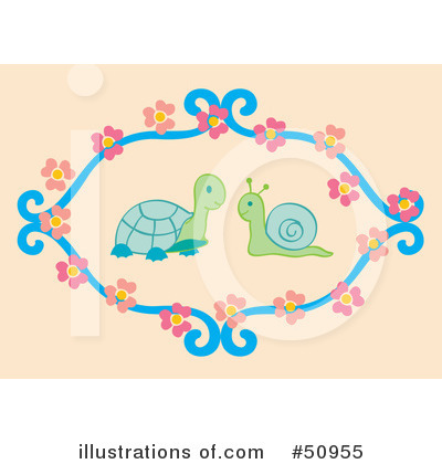 Turtle Clipart #50955 by Cherie Reve