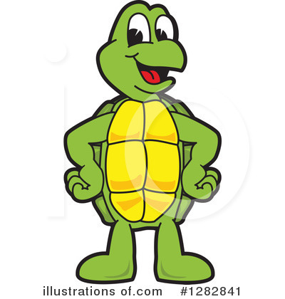 Turtle Clipart #1282841 by Toons4Biz