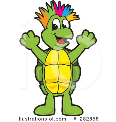 Turtle Clipart #1282858 by Toons4Biz
