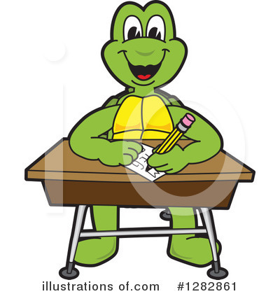 Turtle Clipart #1282861 by Toons4Biz
