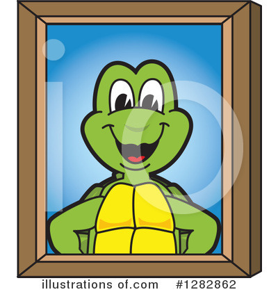 Turtle Clipart #1282862 by Toons4Biz
