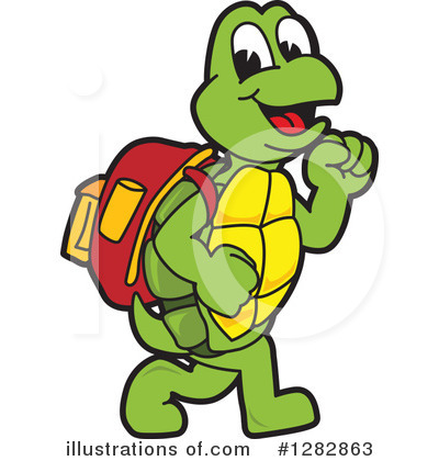 Turtle Clipart #1282863 by Toons4Biz