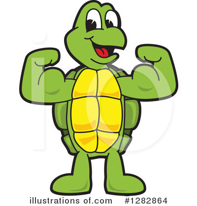 Turtle Clipart #1282864 by Toons4Biz
