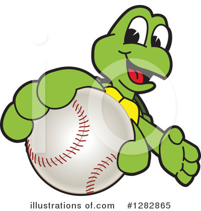 Turtle Clipart #1282865 by Toons4Biz