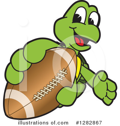 Turtle Clipart #1282867 by Toons4Biz