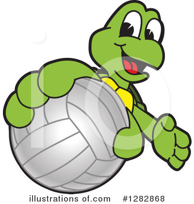 Turtle Clipart #1282868 by Toons4Biz