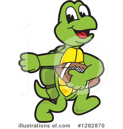 Turtle Clipart #1282870 by Toons4Biz