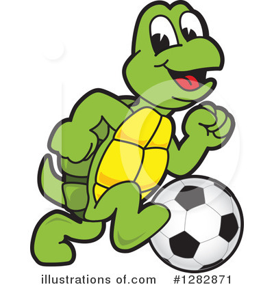 Turtle Clipart #1282871 by Toons4Biz