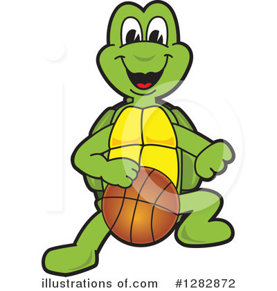 Turtle Clipart #1282872 by Toons4Biz