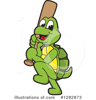 Turtle Clipart #1282873 by Toons4Biz
