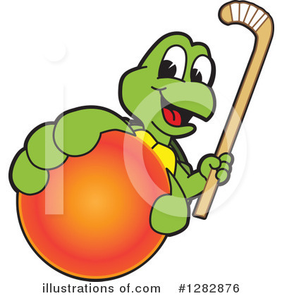Turtle Clipart #1282876 by Toons4Biz