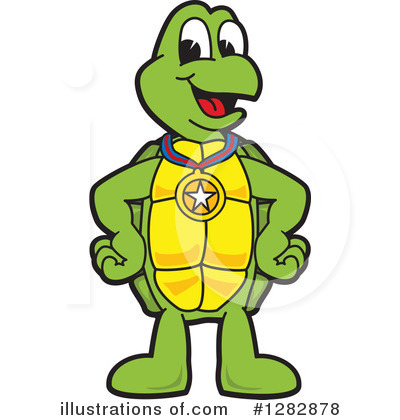Turtle Clipart #1282878 by Toons4Biz