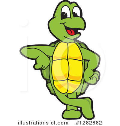 Turtle Clipart #1282882 by Toons4Biz