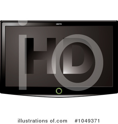 Tv Clipart #1049371 by michaeltravers