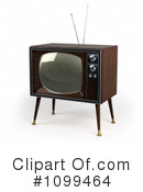 Tv Clipart #1099464 by stockillustrations