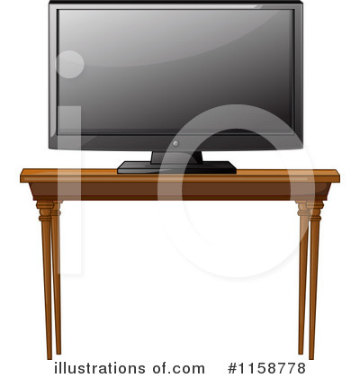 Furniture Clipart #1158778 by Graphics RF