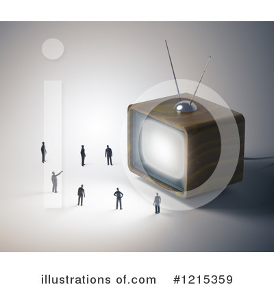 Tv Clipart #1215359 by Mopic