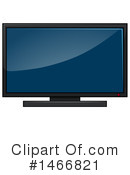 Tv Clipart #1466821 by Graphics RF