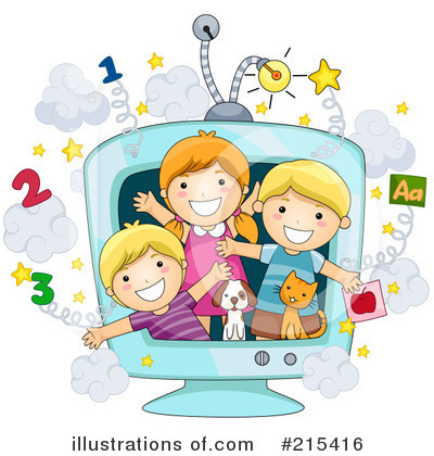 Tv Clipart #215416 by BNP Design Studio