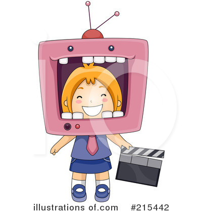 Tv Clipart #215442 by BNP Design Studio