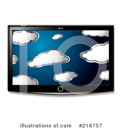 Tv Clipart #216757 by michaeltravers