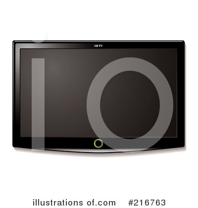 Television Clipart #216763 by michaeltravers